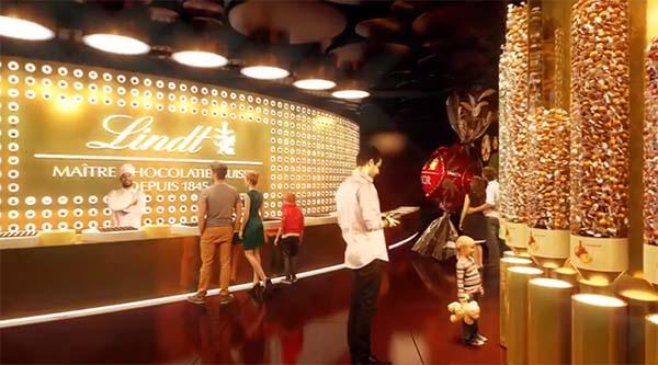 Inauguración Home of Chocolat Lindt Afuegolento 7