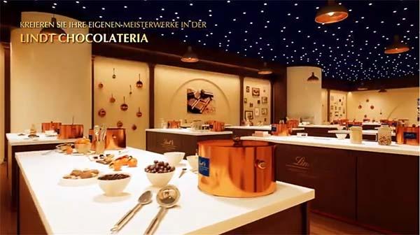 Inauguración Home of Chocolat Lindt Afuegolento 10