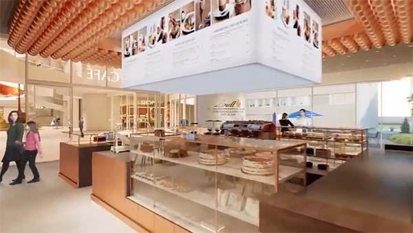 Inauguración Home of Chocolat Lindt Afuegolento 11