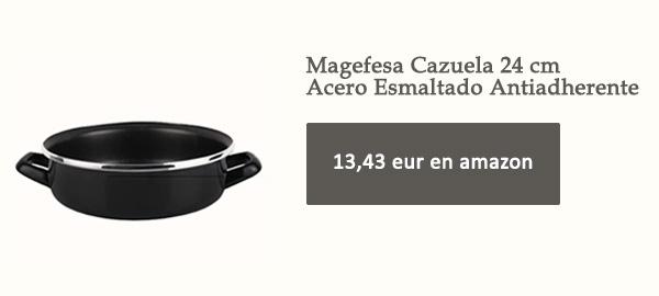 Magefesa Cazieña Fodeia 24 cm