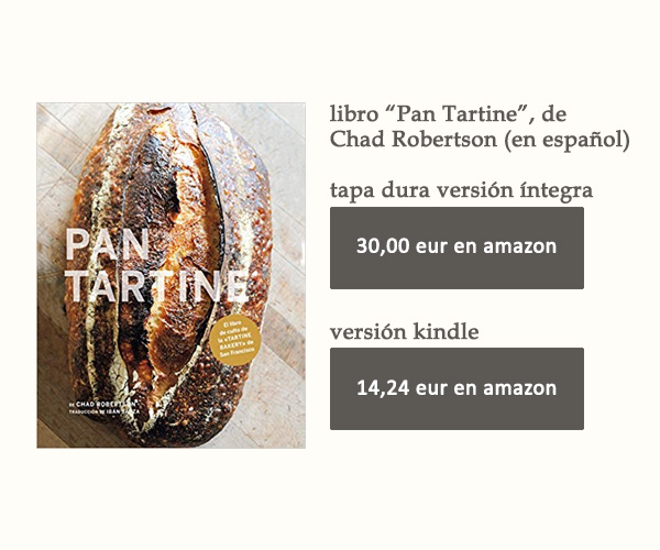 Libro Pan Tartine Chad Robertson Afuegolento Amazon