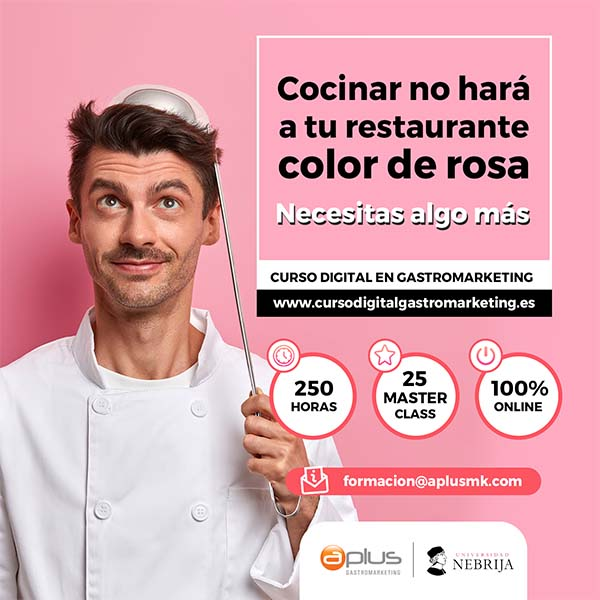 Curso Digital Gastromarketing Online Nebrija Afuegolento 3