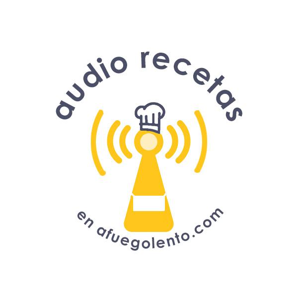 Logo Gastro Podcast Recetas Afuegolento