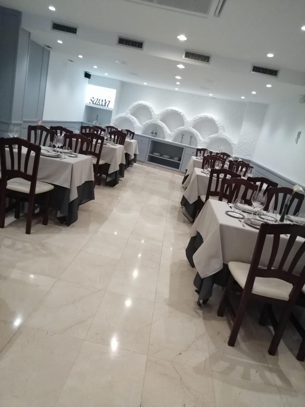 Salvador Trabalon Brugulat Sarao Restaurant Afuegolento