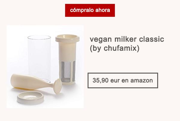 Vegan Milker Classic by Chufamix Afuegolento