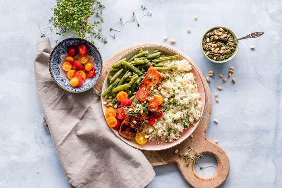 Ideas Para Comer Sano y Rico Afuegolento