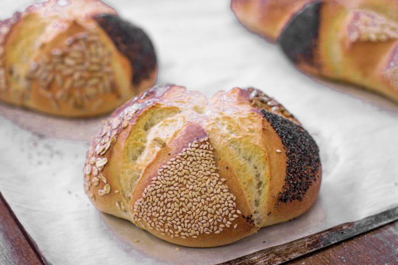 Receta Pan de Cinco Semillas Afuegolento