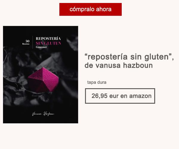 Libro Reposteria Sin Gluten Vanusa Hazboun Afuegolento