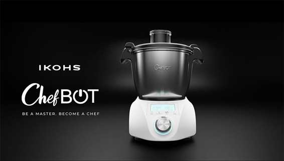 4 IIkohs Chefbot Touch MisSmoothies Afuegolento