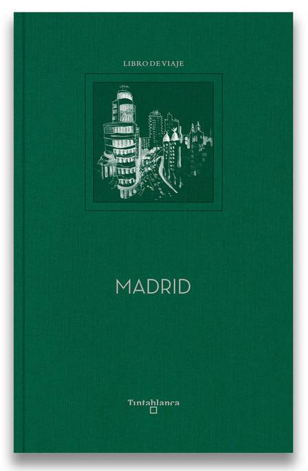 Madrid Libro Tinta Blanca Afuegolento