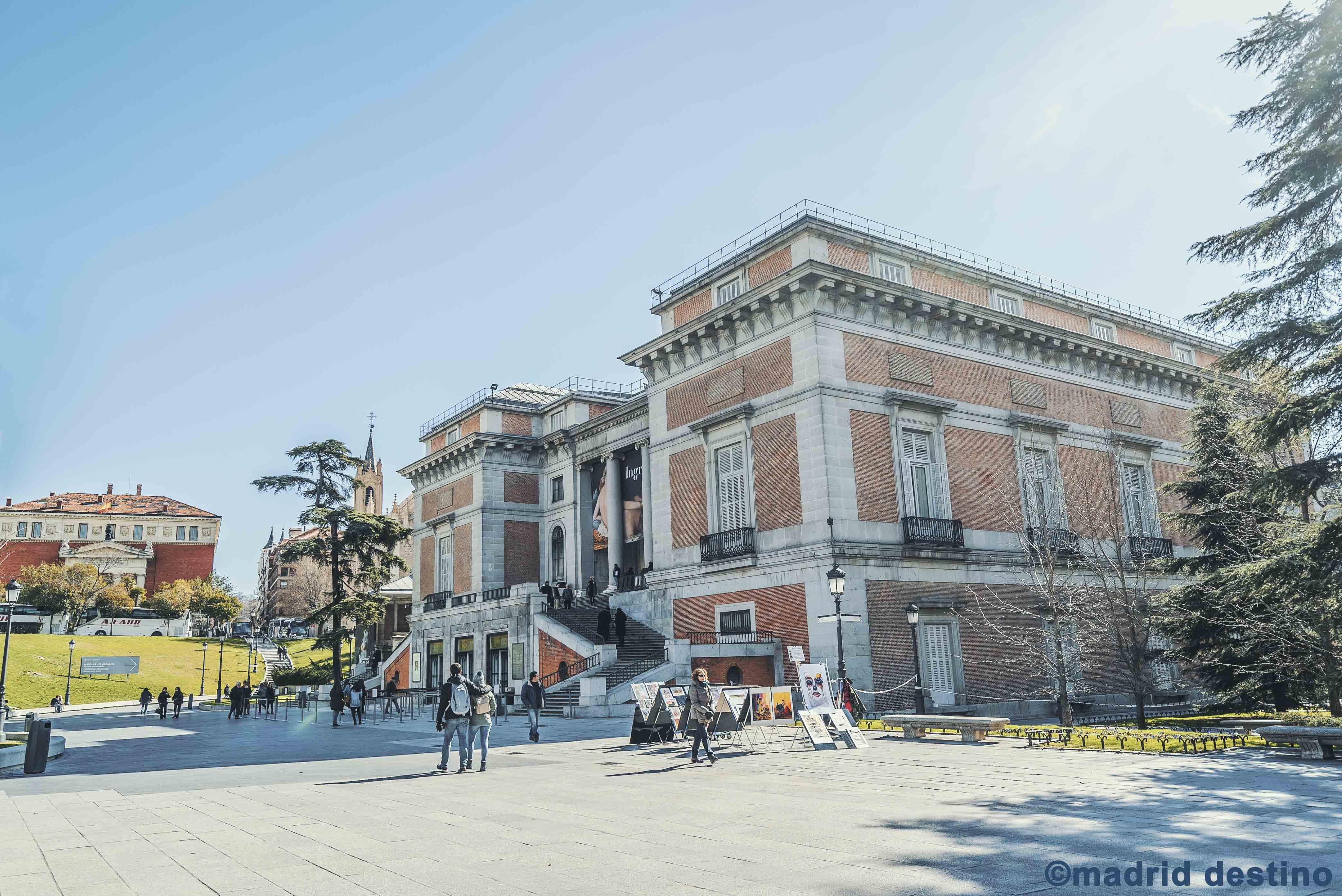 Museo Nacional Prado Hiberus ©MadridDestino Sal de Viajes Afuegolento