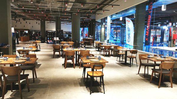 Foto Restaurante Marepolis Afuegolento 3