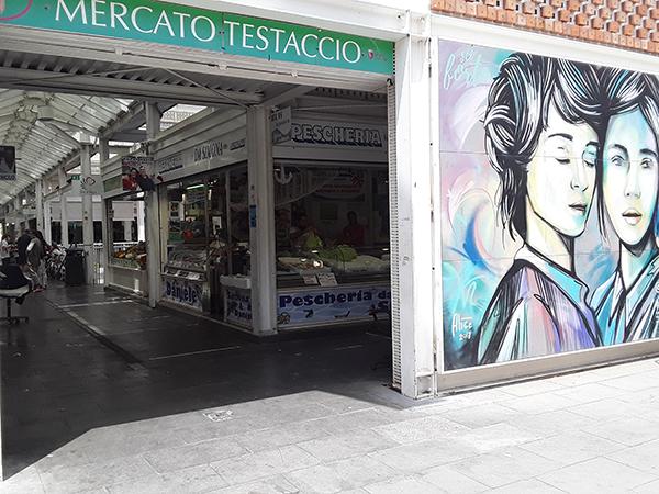 Entrada Mercado Testaccio Lali Ortega Cerón Afuegolento