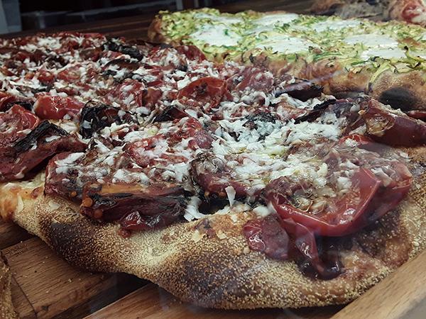 Pizza CasaManco Lali Ortega Cerón Afuegolento